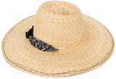 Lola Hats - bandana detail hat