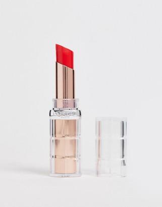 L'Oreal Color Riche Plump and Shine Lipstick 102 Watermelon