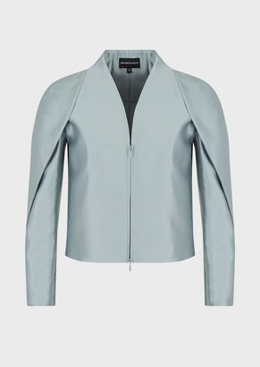 Emporio Armani Radzimir Jacket With Shoulder Details