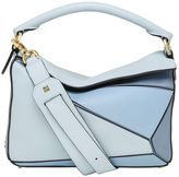 Loewe Small Multicolor Puzzle Leather Bag