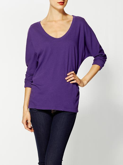 C&C California Long Sleeve Dolman Twisted Tee
