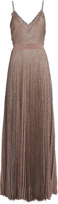 Missoni Lurex Knit Slip Dress