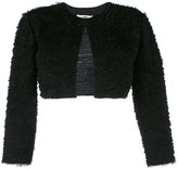 Blugirl cropped jacket - women - Polyester - 40