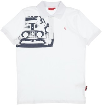 Ferrari Polo shirts