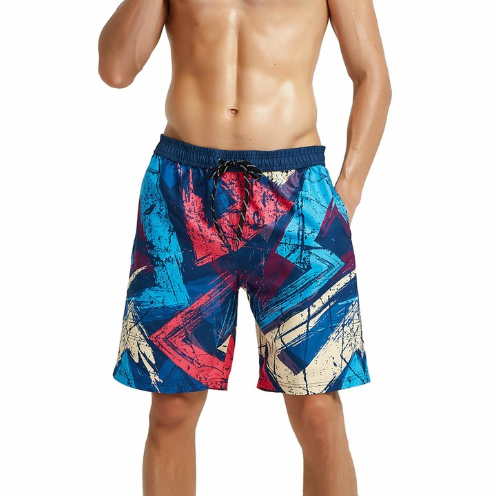 6XL Sizes S Fashionable Mens Shorts Swimming Leisure Water Sports Comfortable Swimming Shorts in Many Colours Zagano Milan Mens Swimming Trunks with Side Pockets /& Back Pocket