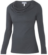 Ibex Women's Diana Cowl Neck T-Shirt