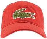 Lacoste Crocodile Cap Red