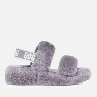 UGG Women's Oh Yeah Slippers - Soft Amethyst