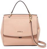 Furla Convertible Leather Satchel