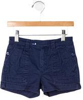 Little Marc Jacobs Girls' Cargo Shorts