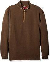 Woolrich Men's Long Boysen Half Zip