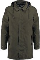 Knowledge Cotton Apparel Parka Forest Night