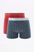 Urban Outfitters Cactus Lighthouse Boxer Trunks Pack