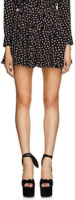e9964eb4254 Star Print Mini Skirt - ShopStyle
