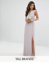 TFNC Tall Wedding Maxi Dress With Embellishment
