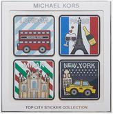 Michael Kors Top city sticker set