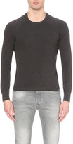 Diesel K-bonis cotton-blend jumper