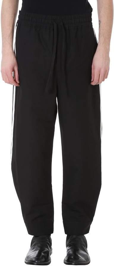 Damir Doma Prenio Black Cotton Pants