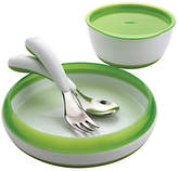 OXO Tot 4 Piece Feeding Set, Green