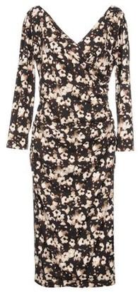 FONTANA COUTURE 3/4 length dress