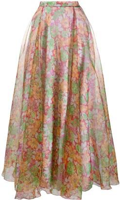 Plan C Full A-Line Skirt
