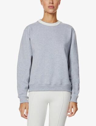 Vaara May organic cotton-jersey sweatshirt