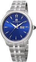 Bruno Magli Men's Luca Swiss Dial Quartz Stainless Steel Bracelet Watch