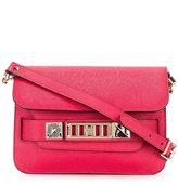 Proenza Schouler PS11 crossbody bag - women - Leather - One Size