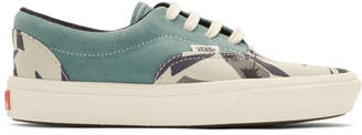 Vans Blue Suede Comfycush Era Sneakers