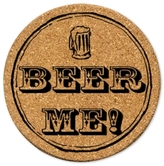 Thirstystone Beer Me 6-Pc. Cork Coaster Set