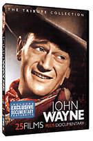 Mill Creek Entertainment John Wayne - The Tribute Collection DVD 4-DiscSet