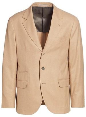 Brunello Cucinelli Cashmere-Blend Sportcoat