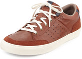 Cole Haan Mariner Perforated Leather Sneaker, Woodbury