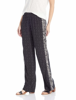 O'Neill Women's Kasey Printed Woven Pant