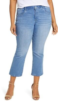 Wit & Wisdom High Waist Flare Jeans