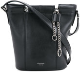 Rochas small bucket bag with chain - women - Calf Leather - One Size