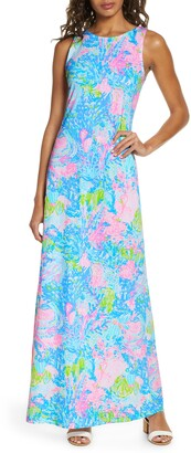 Lilly Pulitzer Marcella Maxi Dress