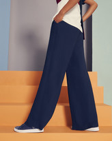Ted Baker Wide-leg belted trousers