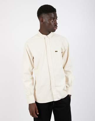 Thomas Laboratories Lois Jeans Cord Shirt Ecru
