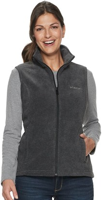 Columbia Womens Benton Springs Fleece Vest