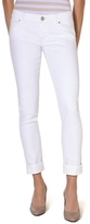 The Limited 678 White Skinny Jeans