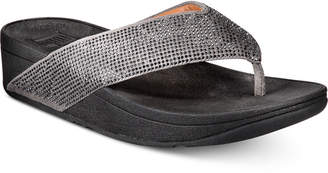 FitFlop Ritzy Toe-Thong Sandals Women Shoes