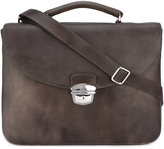 Orciani Tejus briefcase - men - Leather - One Size