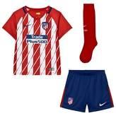 Atletico Madrid Atletico de Madrid Kid ́s Home Kit