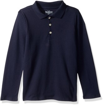 Osh Kosh OshKosh Girls' Kids Long Sleeve Polo Shirt