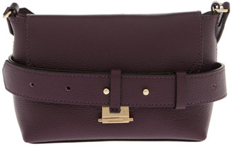 Coccinelle Odalys Flap Over Crossbody Bag