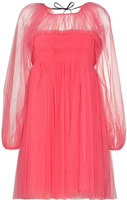 Molly Goddard x Browns 50 Octavia tulle dress