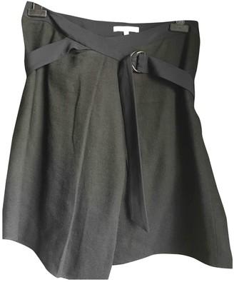 Vanessa Bruno Black Wool Skirt for Women