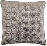 Pine Cone Hill Cira Medallion-Print Velvet Square Pillow
