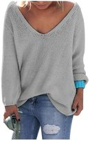 AuntTaylor Ladies Oversized Baggy Long Thick Knitted Chunky Sweaters S
